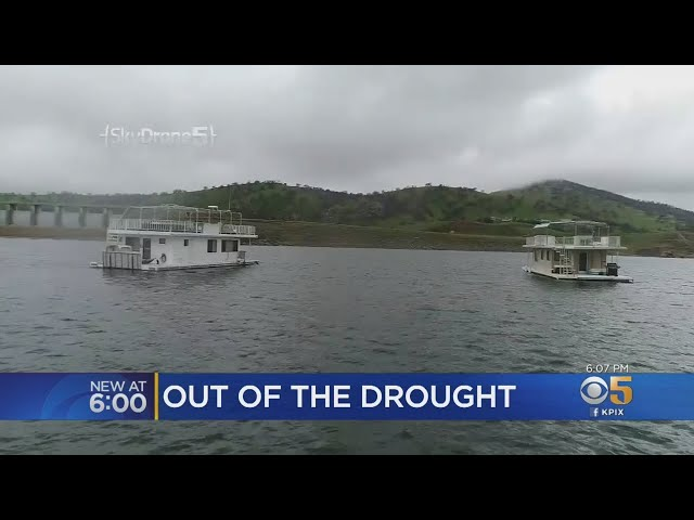 California Makes Years-Long Climb From The Depths Of Exceptional Drought