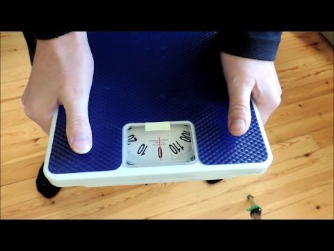 Download Youtube: How to measure hand grip strength with bathroom scale / Hand grip strength test