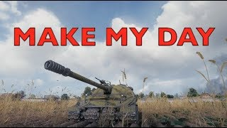 WOT - Go Ahead - Make My Day! | World of Tanks
