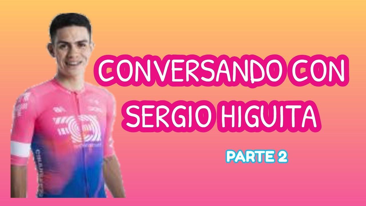 CONVERSANDO CON SERGIO HIGUITA Parte 2 #lapsicologaenbici