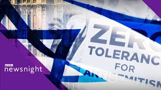 Labour's anti-Semitism row: views from Manchester – BBC Newsnight