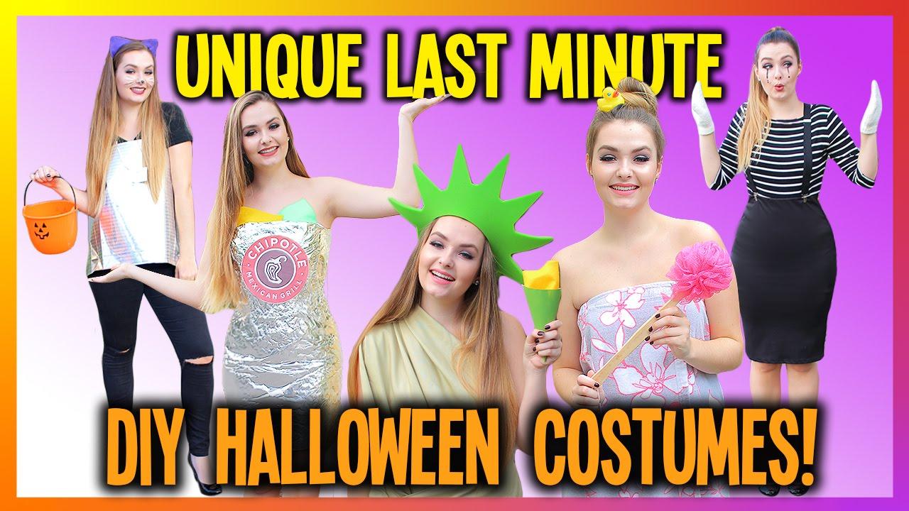diy teenage halloween costume ideas teenage girl group costume