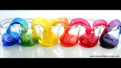 RAINBOW WALKING WATER - EASY KIDS SCIENCE EXPERIMENT