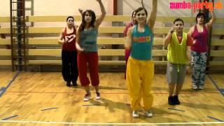 Vengaboys - To Brazil - Zumba choreography by Lucia Meresova - Samba style [HD]