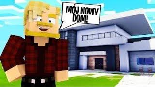 KUPIŁEM NOWY DOM ZA 1000000ZŁ! l Minecraft BlockBurg