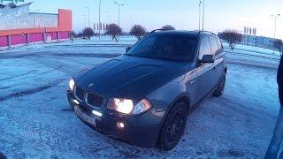 Выбираем BMW X3 E83 (бюджет 550тр)