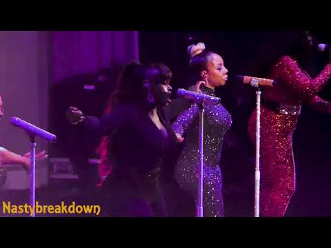 Xscape - Who Can I Run To (Great Xscape Tour Baltimore 12-22-17)