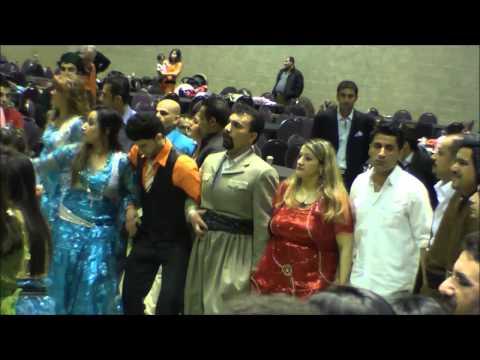 Kurdish Party At Hamilton