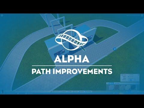 Path tweaks and improvements