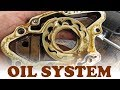 How the Engine Lubrication System Works