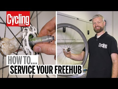 How to service Fulcrum or Campagnolo freehub body | Cycling Weekly