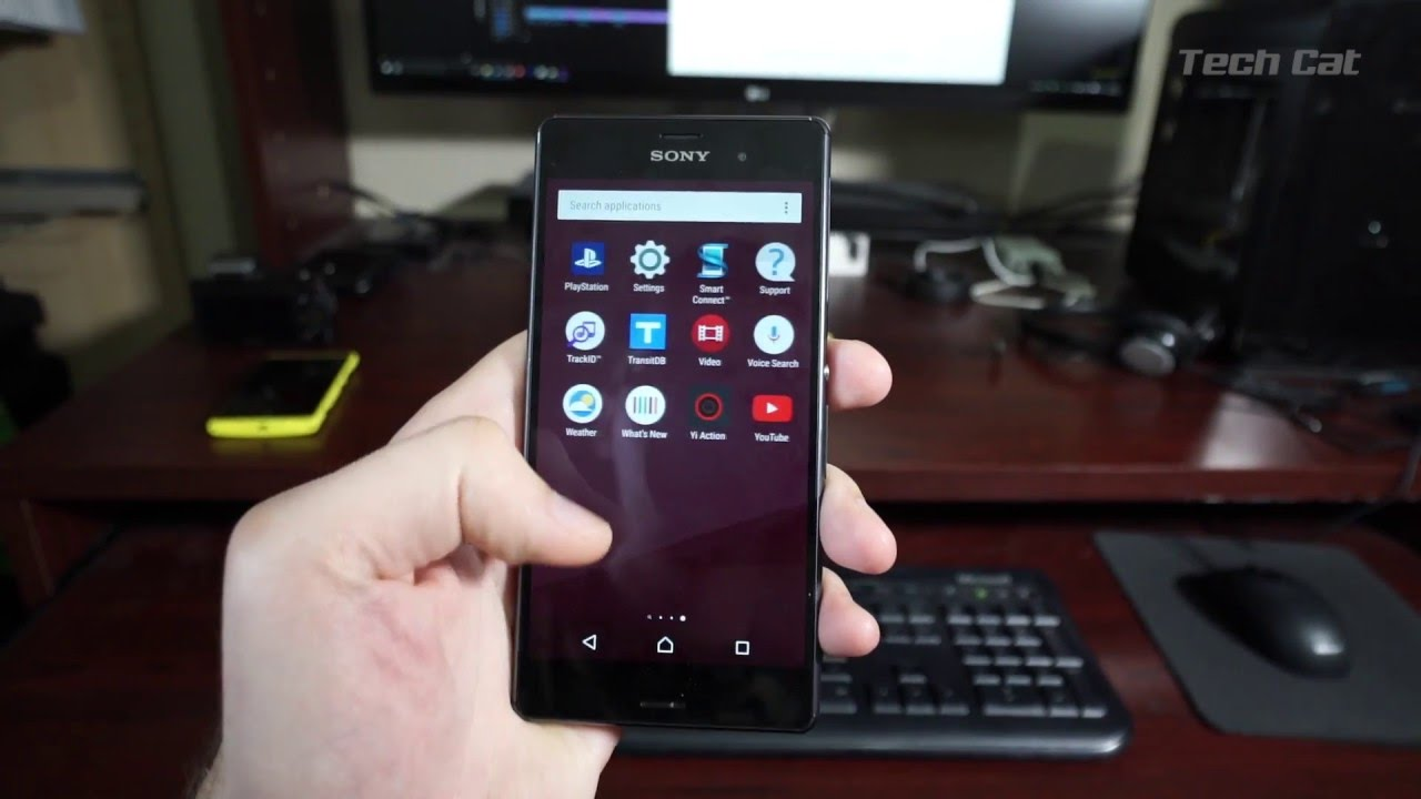 Sony Xperia Z3 Marshmallow 6 0 Easy Flash Guide D6603