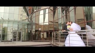 Свадебный клип Белгород [full HD] Денис ❤ Юлия
