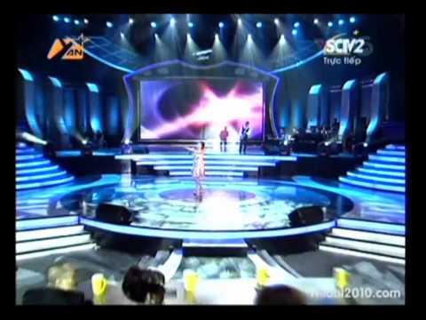 Gala Trao Giải Vietnamidol 2010 - Trần Nguyễn Uyên Linh - Giấc Mơ Nào Với Tôi - SBD: 2
