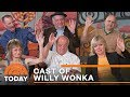 'Willy Wonka' Cast Reveal Secret Behind Chocolate River | TODAY