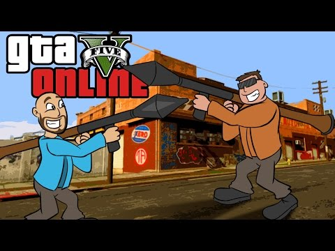 GTA 5 Online ★ RPG MADNESS (Dumb & Dumber)