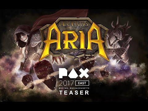 Legends of Aria PAX East 2017 Teaser