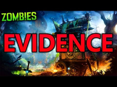 REAL EVIDENCE FOR DLC 5 / UPCOMING BLACK OPS 3 ZOMBIES CONTENT. SERIOUSLY.