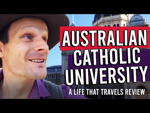 Australian Catholic University, Melbourne [An Unbiased Review By A Life That Travels]