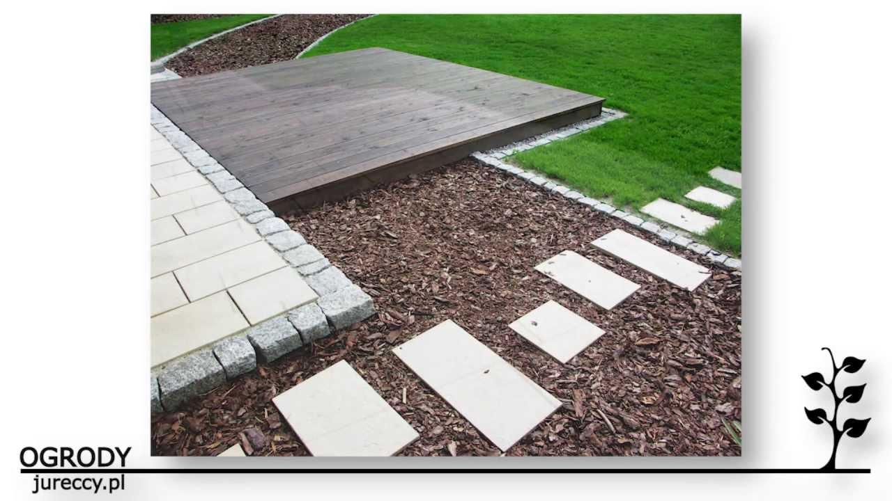 Taras drewniany oraz z płyty betonowej Libet Torino - YouTube
