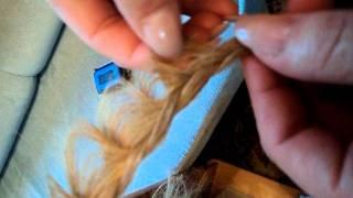 видео плетение косичек для девочек