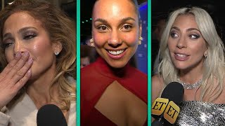 GRAMMYs 2019: ET's Special Backstage Moments (Exclusive)