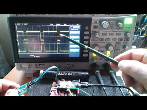 Arduino PWM Without AnalogWrite() - Muppet 2 Project
