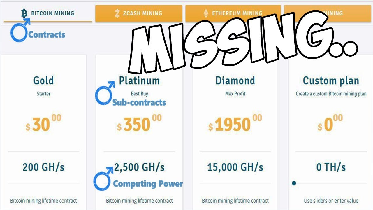 Btc Mining Pool Comparison Genesis Mining Lost Hash Power