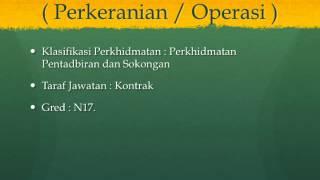 Iklan Jawatan Kosong Pembantu Tadbir PKPS April 2014