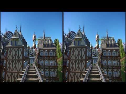 3D-VR VIDEO 102 SBS Virtual Reality Video 2k