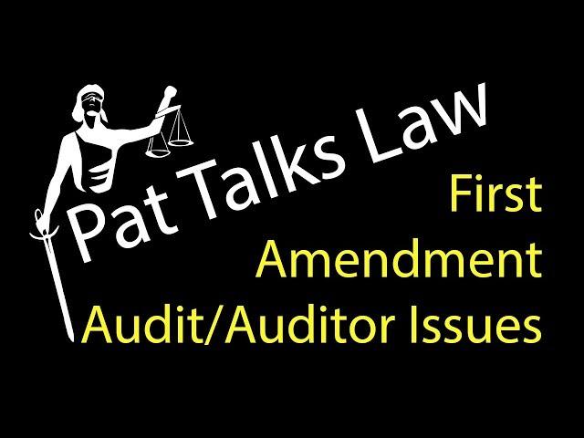1st Amendment Auditors sometimes cross the line but still valuable