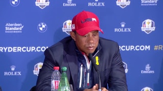 Ryder Cup 2018 - Day 3 USA Press conference