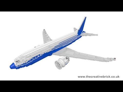 LEGO® Set 10177 - Boeing 787 Dreamliner (Advanced Models)