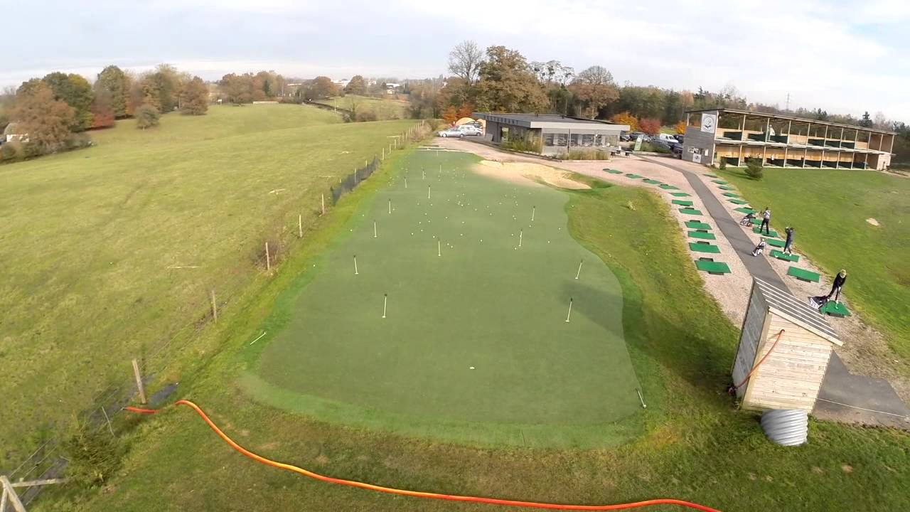 Golf de Bois Guillaume  panorama  YouTube