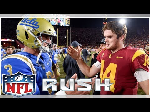NFL: Cleveland browns hold the key to recruitment of josh rosen and sam darnold, nick wright explai
