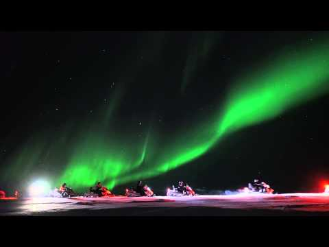Snowmobile excursions by Arctic Coast AS
