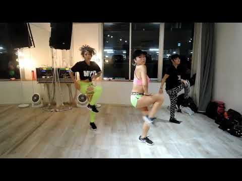 KHALIA & TIFA – RIDE UP  Choreography by CHIAKI IIDA