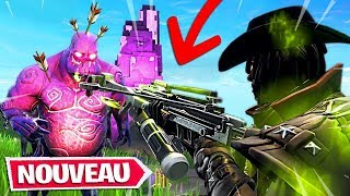 FAIRE TOP 1 GRACE AU ZOMBIE sur Fortnite Battle Royale