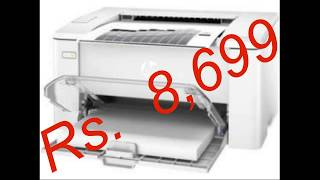 Hp M104a g3q36a Single Function Laser Printer Unboxing Review