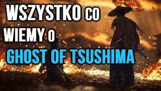 WSZYSTKO co wiemy o Ghost of Tsushima