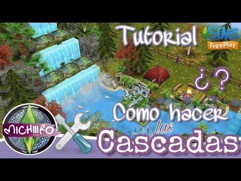 The Sims Freeplay |?| Como hacer la cascada |?| Paso a Paso |?| No Root thumbnail