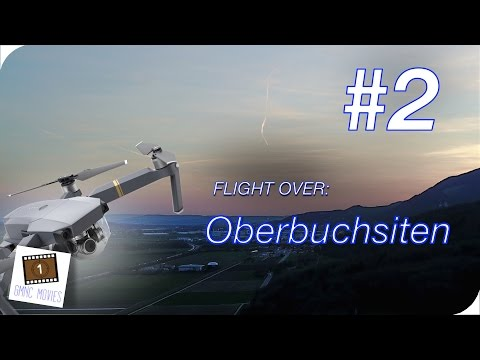 Drone flight over #2: Oberbuchsiten | in 4K