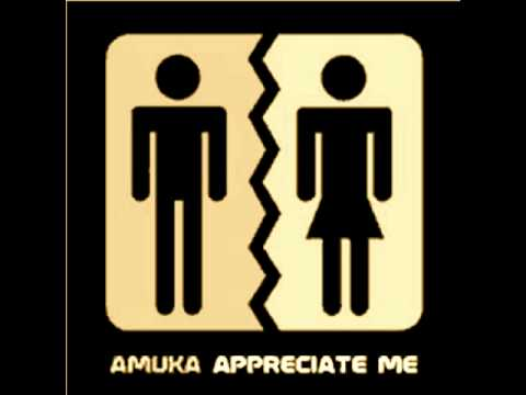 Appreciate Me (NYC Roxy Mix) ~ Amuka