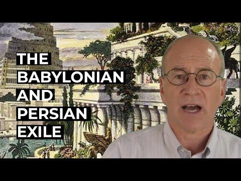 The Babylonian \u0026 Persian Exile: J-TV Jewish History Crash Course #12