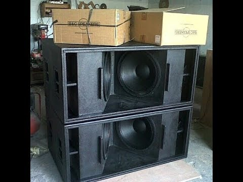 #2 Konsep Box & Power Yang Baik Buat SoundSystem Part 2