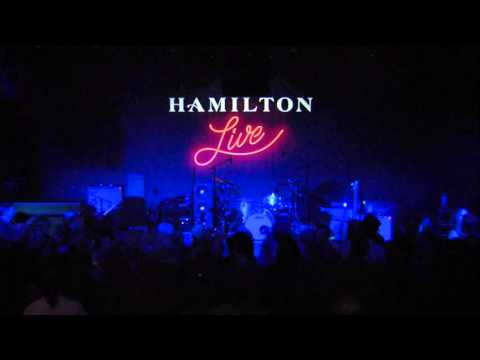 Golden Gate Wingmen at The Hamilton Live, March 25, 2016