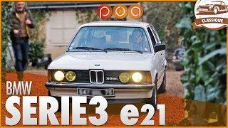🚗 BMW 323i (E21)・L'origine du mythe 🇩🇪