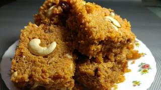 Ande Ki Lajawaab Mithai /Halwa, Mesub, Egg desert - Saas Bahu Recipes