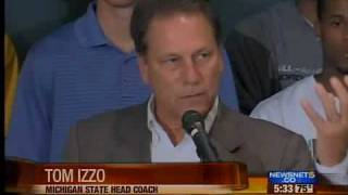 5:30am: Tom Izzo rejects Cavaliers offer