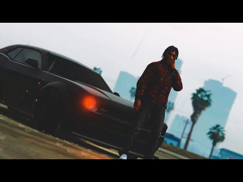 TEE GRIZZLEY- ROBBERY ( OFFICIAL GTA MUSIC VIDEO)